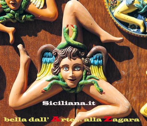 trinacria bella how sicily was born