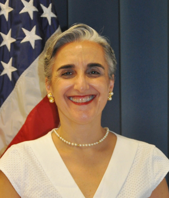 US Consul General Naples