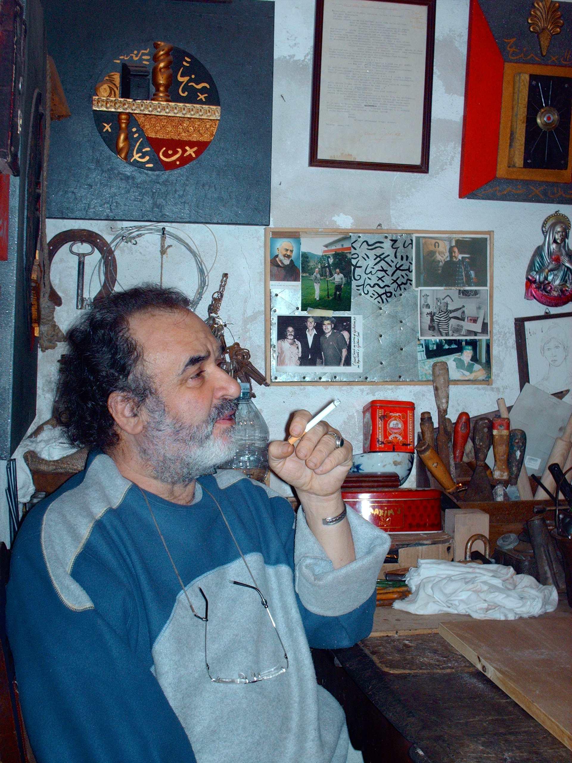 Giusto Sucato Studio01 2008 copy