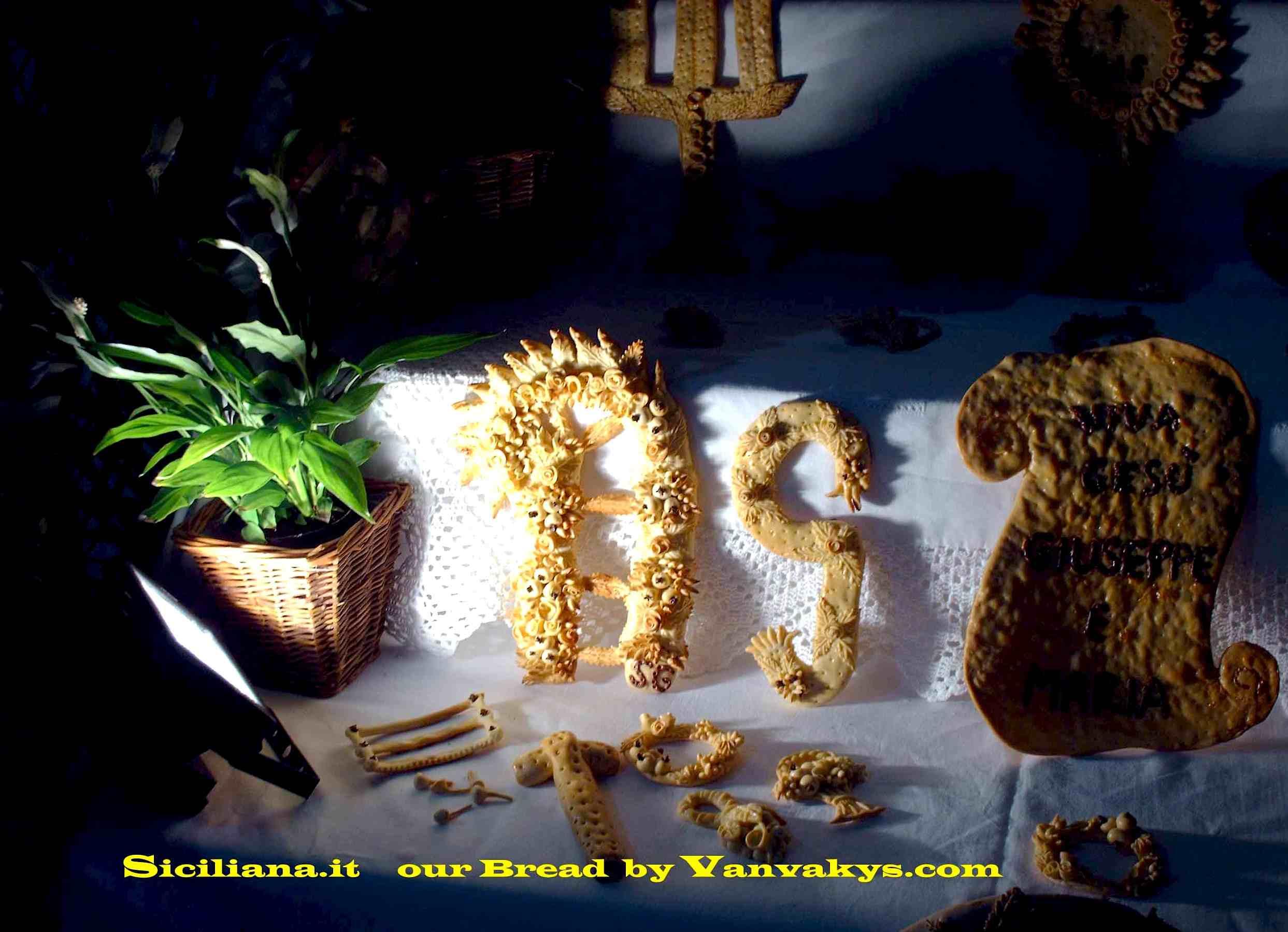 MySicily.com  Bread Sicily by Vanvakys